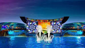 SeaWorld Shamu Rocks Party